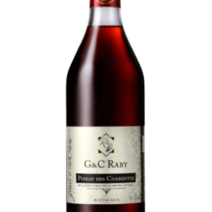 raby pineau des charentes rouge
