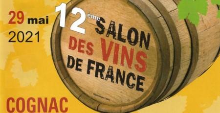 salon vins de france cognac 2021